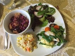 Plant-Based Organic Meal